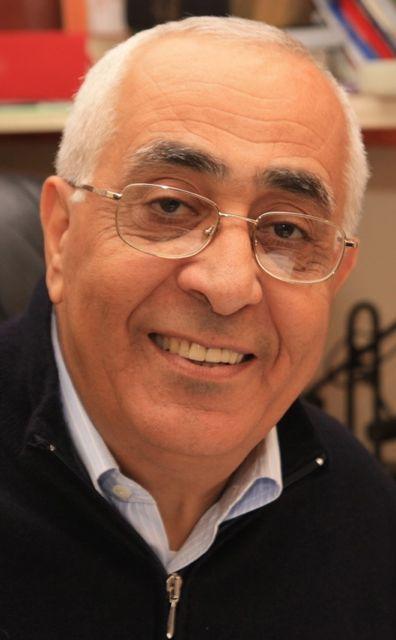 Erzbischof Maroun Elias Lahham
